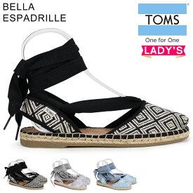 トムス シューズ TOMS SHOES レディース サンダル WOMEN'S BELLA ESPADRILLE トムズシューズ