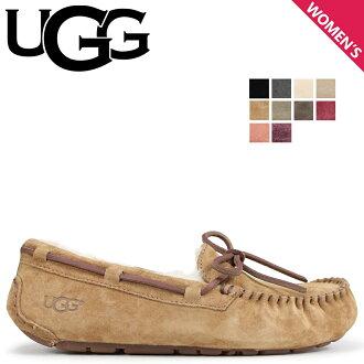 アグ UGG moccasins Dakota Lady's mouton shoes WOMENS DAKOTA 5612 sheepskin [10/3 Shinnyu load]