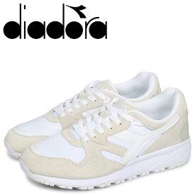 Diadora ディアドラ ニュートラ 9002 スニーカー メンズ N9002 ホワイト 白 173073-1880 [10/25 新入荷]