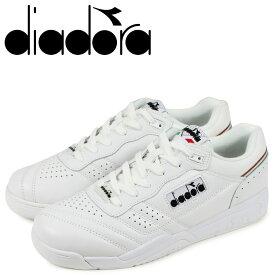 Diadora ディアドラ アクション スニーカー メンズ ACTION ホワイト 白 175361-0006 [10/11 新入荷]