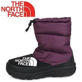 THE NORTH FACE ノースフェイス ヌプシ ダウン ブーティー ブーツ ウィンターブーツ メンズ レディース NUPTSE DOWN BOOTIE パープル NF51877