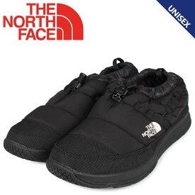 THE NORTH FACE ノースフェイス ヌプシ トラクションライト モック 4 シューズ スリッポン メンズ レディース NUPTSE TRACTION LITE MOC 4 ブラック 黒 NF51985