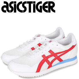 asics Tiger アシックスタイガー タイガー ランナー スニーカー メンズ TIGER RUNNER ホワイト 白 1191A207-104 [予約 1/31 新入荷予定]