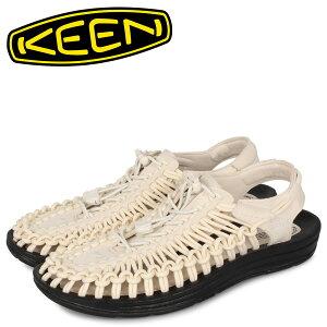 【最大1000円OFFクーポン】 KEEN キーン ユニーク サンダル スポーツサンダル メンズ UNEEK ホワイト 白 1023045