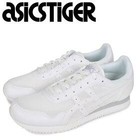 【最大600円OFFクーポン】asics アシックス タイガー ランナー スニーカー メンズ TIGER RUNNER ホワイト 白 1191A207-100