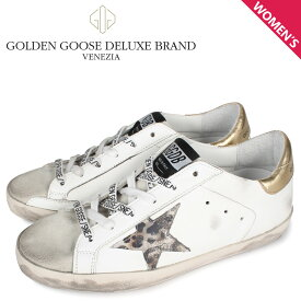 Golden Goose ゴールデングース スーパースター スニーカー レディース SNEAKERS SUPERSTAR ホワイト 白 G36WS590V77