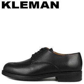 クレマン KLEMAN シューズ ダービー メンズ PRICHI KP ブラック 黒