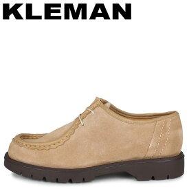 クレマン KLEMAN チロリアン シューズ メンズ TYROLEAN SHOES PADROR V ベージュ