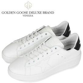 【最大1000円OFFクーポン】 Golden Goose ゴールデングース ピュア スター スニーカー メンズ 厚底 PURE STAR ホワイト 白 GMF00197.F000537