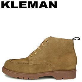 クレマン KLEMAN アンクルブーツ メンズ OXAL V カーキ KA0511L