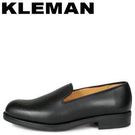 クレマン KLEMAN ローファー シューズ メンズ FLIXI ブラック 黒 KA84102