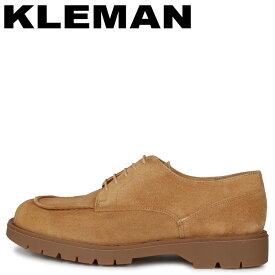 クレマン KLEMAN チロリアン シューズ メンズ FRODAN V ブラウン KA9918Y