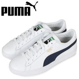 プーマ PUMA バスケット クラシック スニーカー メンズ BASKET CLASSIC 21 ホワイト 白 374923-05