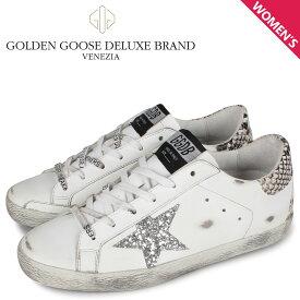 Golden Goose ゴールデングース スニーカー レディース スーパースター SUPERSTAR ホワイト 白 GWF00102F000761