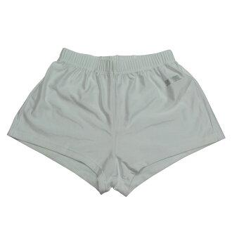 SASAKI Sasaki rhythmic gymnastics gym tongue bread short pants men white 590