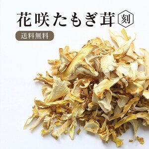 【2パック】【送料無料】 乾燥 花咲たもぎ茸 15g×2個セット 【刻み】 熊本産 黄金きのこ タモギ茸