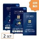 【送料無料】【2個セット】 DHC MEN ディープモイスチュア フェースマスク(シート状美容パック) 【8枚入】 ディーエイチシー