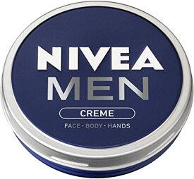 【2個セット】【送料無料】 NIVEA ニベアメン クリーム 75g×2セット クリーム スキンケア 男性 保湿 ボディクリーム 髭剃り 花王