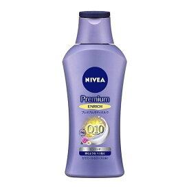 【2個セット】【送料無料】 NIVEA ニベア プレミアムボディミルク エンリッチ 190g×2セット ボディケア ボディクリーム スキンケアクリーム 保湿 花王