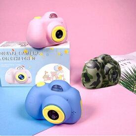 【送料無料】 MAXEVIS トイカメラ キッズカメラ 子供用 SDカード付 全3色