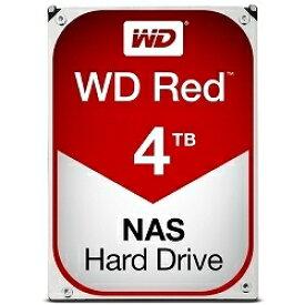 【送料無料】Western Digital WD RED HDD 4TB WD40EFRX ウエスタンデジタル ハードドライブ