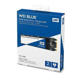 【送料無料】Western Digital WD BLUE SSD 2TB WDS200T2B0Bウエスタンデジタル