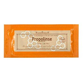 【30枚セット】【送料無料】 ピエラス プロポリンス 12ml×30枚 マウスウォッシュ 口臭 Propolinse お試し