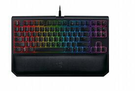 【送料無料】 Razer ゲーミング キーボード RZ03-02190800-R3M1 英語配列レイザー メカニカル Black Widow Tournament Edition Chroma V2 YELLOW SWITCH