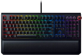 【送料無料】 Razer ゲーミング キーボード RZ03-02621800-R3M1 英語配列レイザー メカニカル Black Widow Elite Orange Switch