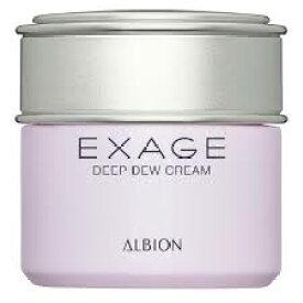 【送料無料】 ALBION アルビオン エクサージュ ディープデュウ クリーム 30g EXAGE 美容クリーム スキンケア ハリ キメ おすすめ美容液 フェイスクリーム 基礎 化粧品 しっとり ふっくら エイジングケア 保湿 潤う