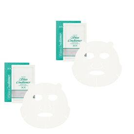 【2個セット】【送料無料】 ALBION アルビオン 薬用スキンコンディショナー エッセンシャル ペーパーマスク 12ml×8枚入 ×2セット フェイスパック シートマスク 敏感肌用 低刺激 スキコン 効果 ハトムギ化粧水 ハリ しっとり ギフト プレゼント