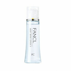 【3個セット】【送料無料】 ファンケル モイストリファイン 化粧液 II しっとり 30ml×3セット 化粧水 乾燥肌 ローション 保湿 fancl