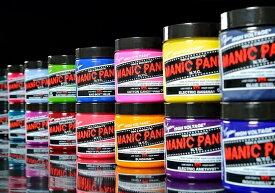 【送料無料】 MANIC PANIC マニックパニック ヘアカラー 118ml 全39色 ヘアカラークリーム サロン専売品