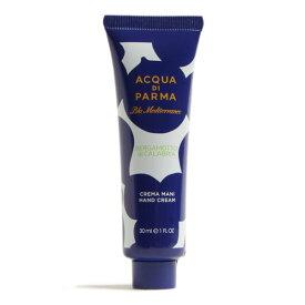 アクアディパルマ ACQUA di PARMA ベルガモット ハンドクリーム Hand Cream BERGAMOTTOdiCALABRIA 30ml