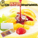 6種の果汁蜜スティックセット 12本入