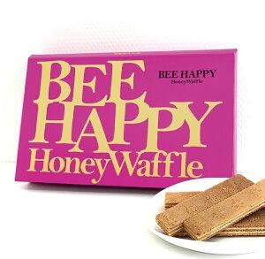 BEE HAPPY(ハニーワッフル ハニーバター味) | はちみつ 蜂蜜 ハチミツ お歳暮 お歳暮ギフト 贈答用 退職 お礼 退職祝い 忘年会 新年会 贈答品