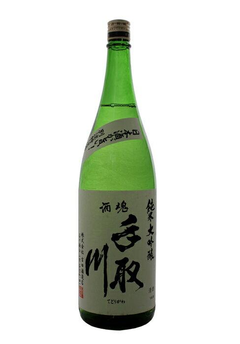 手取川 純米大吟醸 特醸あらばしり 1.8L