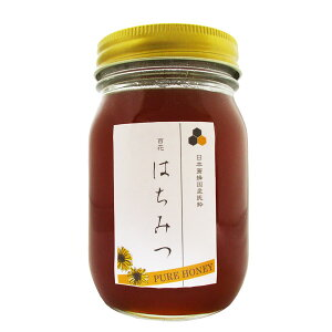 Y【山口県産非加熱純粋生はちみつ(500g)】【山口県産天然ハチミツ100%蜂蜜】日本蜜蜂ミツバチみつばち 非加熱 垂れ蜜 無給餌 薬品不使用