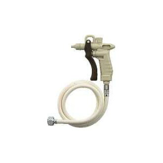 Flow control capabilities with the cleaning nozzle set (branch water faucet without a replacement for existing cleaning gun and)