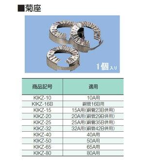 供管道的鋪設保溫材料,inoakkupaipugado使用的鋁菊座位1張裝(PG-25/PG-35B并用)KIKZ-25