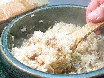 鶏炊き込みご飯