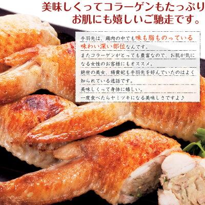 送料無料手羽餃子10本入(5本入×2袋セット)【手羽先餃子お試しギフト】[国産鶏肉バーベキューBBQおつまみ業務用もあります]※【冷凍限定配送】※冷蔵限定商品とは同梱できません別途送料がかかります
