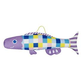 室内鯉のぼり PUCA プーカの木 オプション こどもプーカ パープル 620114 146929128