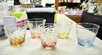 吹きガラスコップ作り体験チケット!世界で一つだけのオリジナルのグラスを自分の手で!体験チケット体験ギフト吹きガラス