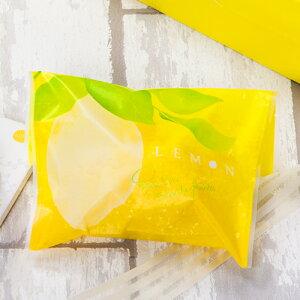 マットバリアOP二方袋丸ごとレモン130×150(mm)10枚【包装ラッピング袋】【ケーキcakeクッキーcookieお菓子】