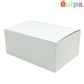 ■【日本製】ケーキ箱 洋生サービス箱(内寸210×150×90H) 5個【ケーキ プリン 箱 持ち運び ラッピング】