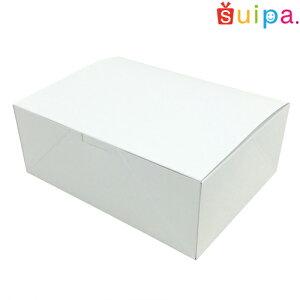 【日本製】ケーキ箱 TH 洋生サ−ビス箱 ホワイト No.4 300個