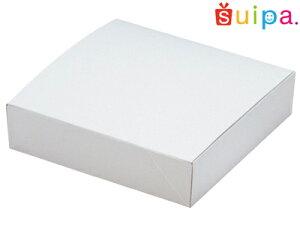 ■【日本製】チーズケーキ箱 浅口(内寸165×165×40H) 5個