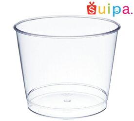 ■【日本製】PS 88-300 アンカップN 25個 【デザートカップ プリンカップ ゼリーカップ プラスチックカップ】【あんみつ 餡蜜】