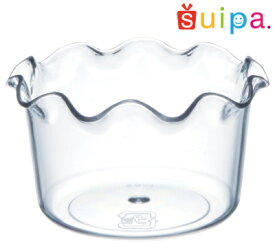 ■東光 PS 59-50 新水玉カップ 小 N 容量50cc 10個 【デザートカップ ゼリー容器 プリンカップ 使い捨てカップ プリン型 プラスチック容器 日本製】
